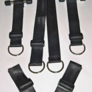 Door Restraint Set